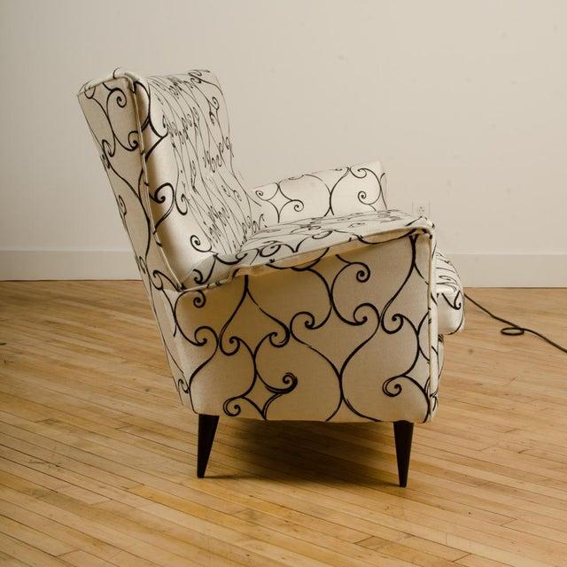 1950s Italian Paolo Buffa Style Sofa For Sale In Philadelphia - Image 6 of 11
