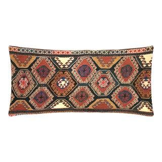 """1920s Caucasian Pillow 17"""" X 36"""" For Sale"""