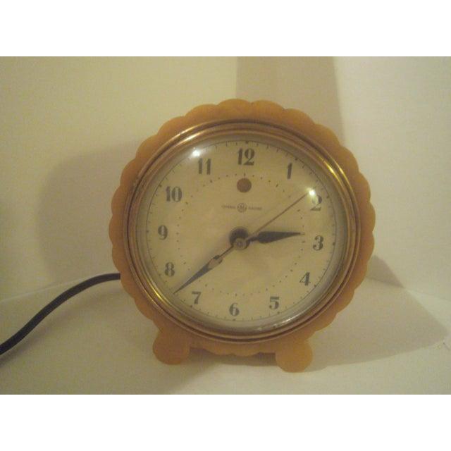 Art Deco General Electric Alarm Clock - Image 6 of 7