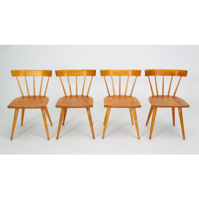 Planner Group Chairs by Paul McCobb- Set of 4 For Sale - Image 13 of 13