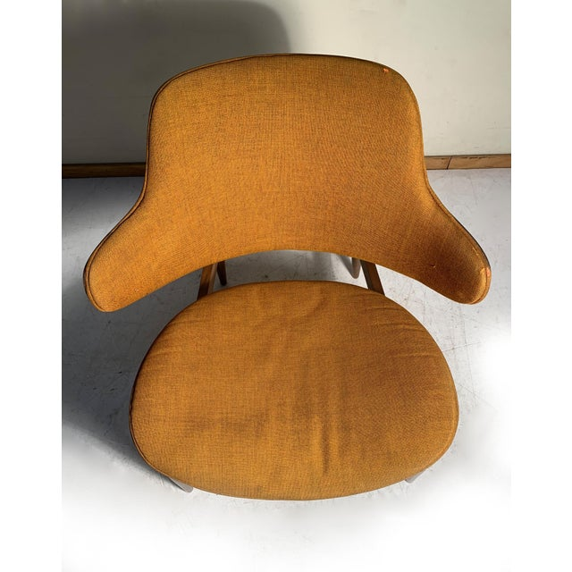 Danish Modern Vintage Kodawood Lounge Chair by Seymour James Weiner For Sale - Image 3 of 12