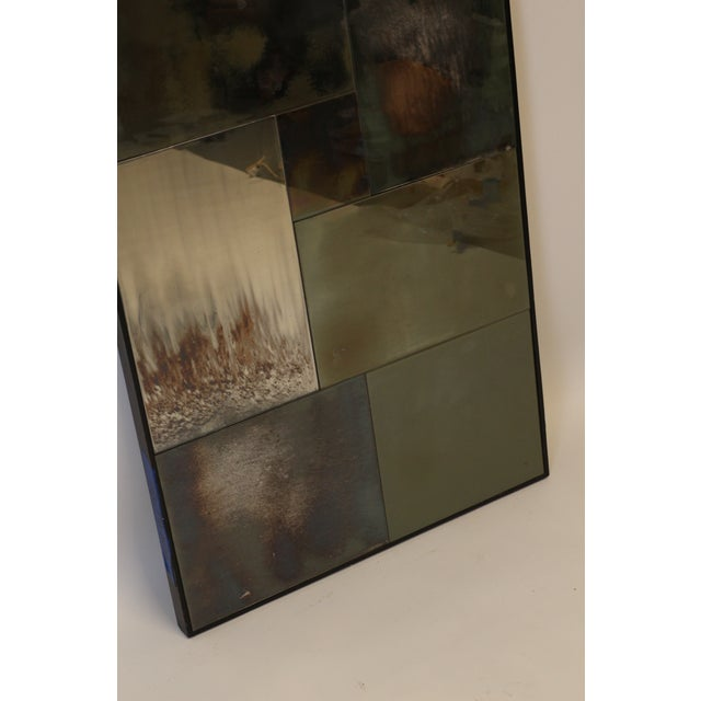 Contemporary Modern Luxembourg Wall Mirror For Sale - Image 3 of 8
