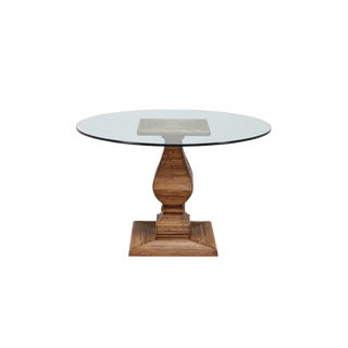 Vivai Del Sud Dining Table in the Style of Gabriella Crespi For Sale