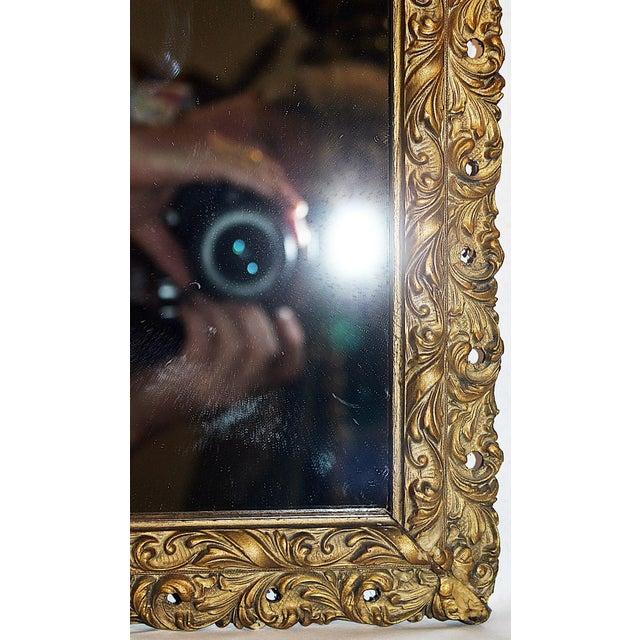 Antique American Gilt Mirror - Image 3 of 4