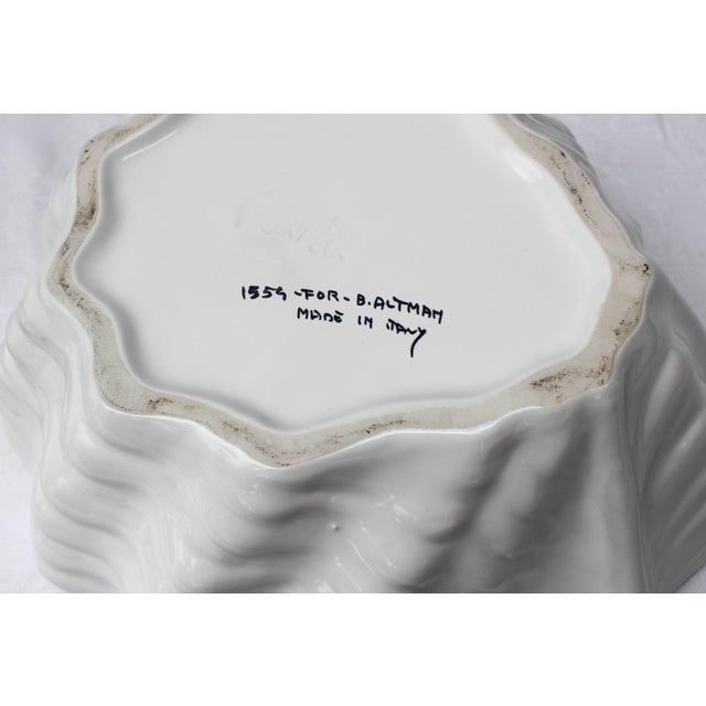 Italian Shell Tureen For Sale In New York - Image 6 of 8