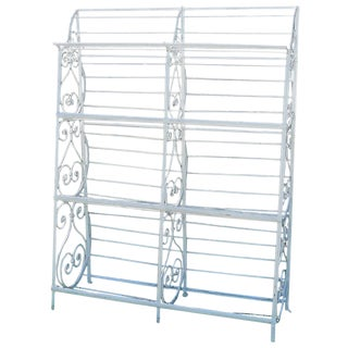 19th Century Parisian Boulangerie Rack For Sale