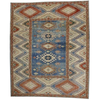 "20th Century Turkish Oushak Rug - 10'5"" X 12'6"" For Sale"