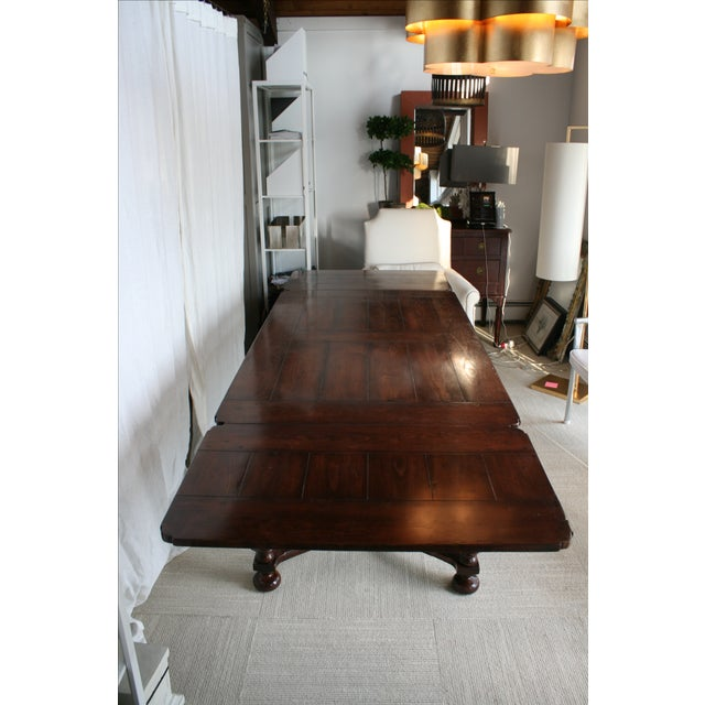 Bausman Extension Dining Table - Image 6 of 10