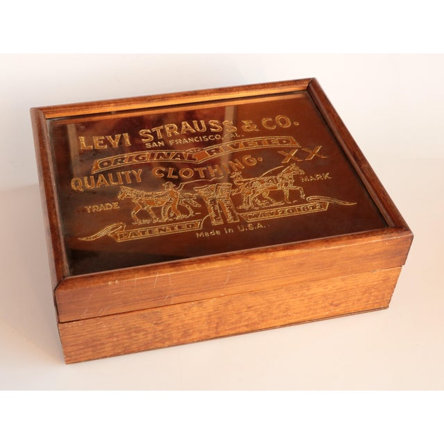 Levi Strauss & Co. Centennial Box For Sale - Image 11 of 11