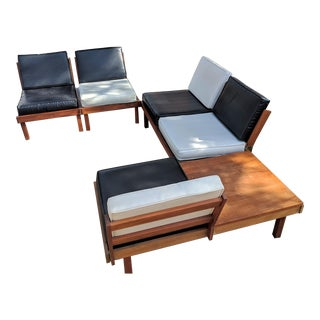 "Martin Borenstein ""Variations"" Modular Living Room Set - Set of 3 For Sale"