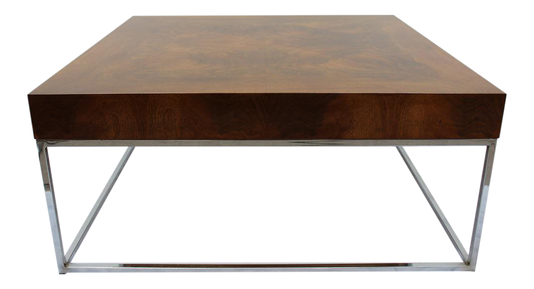 Delicieux Mid Century Modern Milo Baughman Coffee Table For Sale