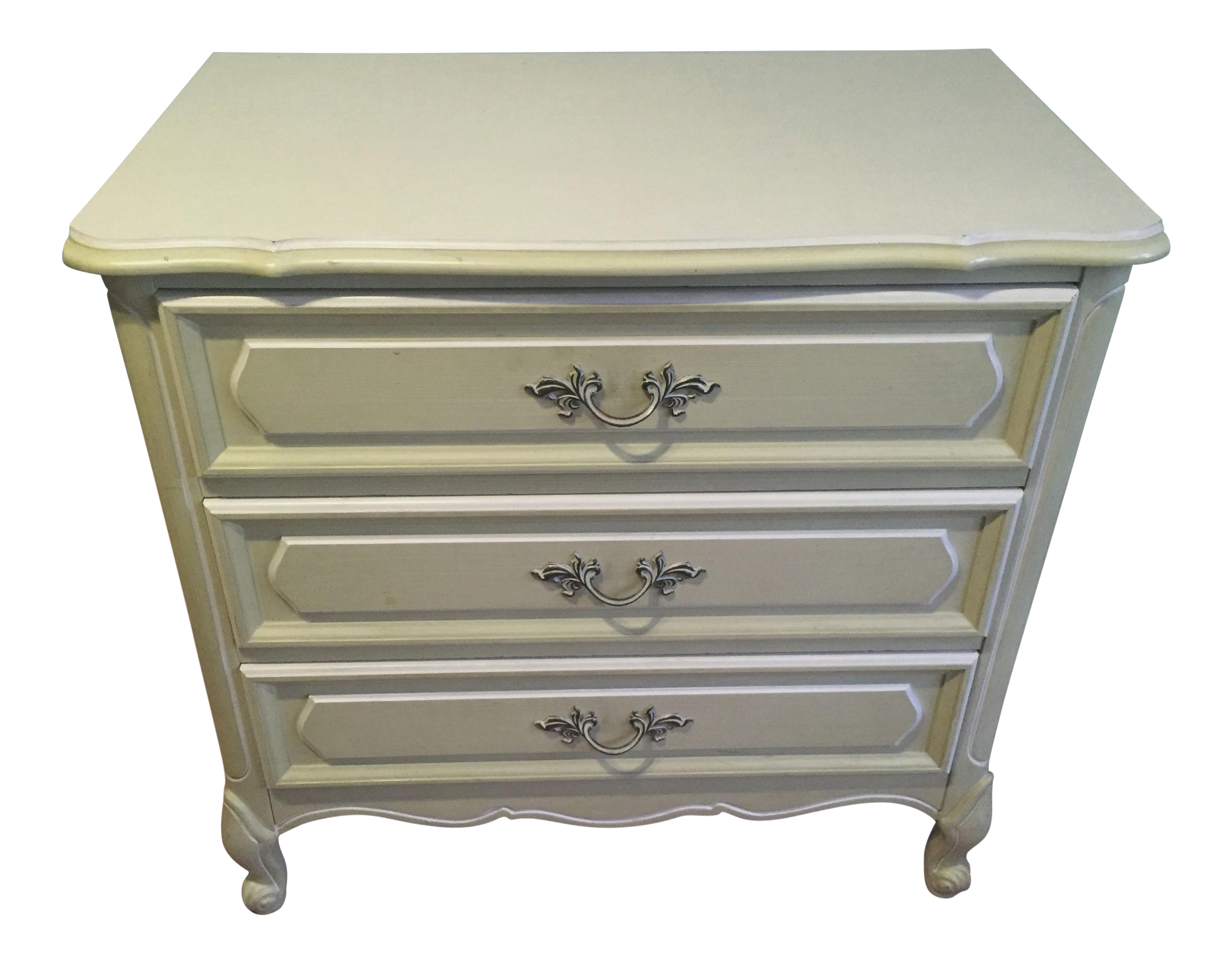 Hutch (3 Drawer): Vintage 1960s Henry Link French Provincial Bedroom  Furniture   1 Of 14 Pieces