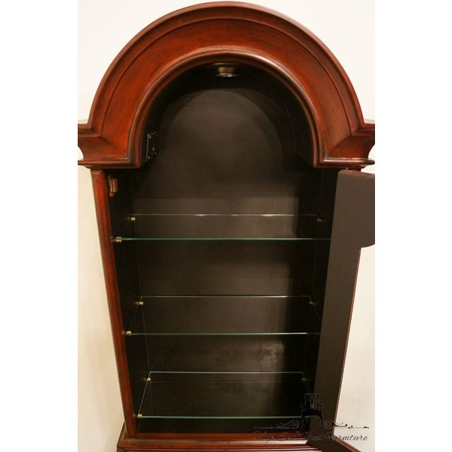 Traditional 20th Century Traditional Hooker Furniture Secretary Desk For Sale - Image 3 of 13
