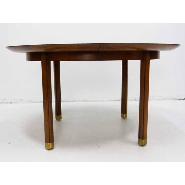 Baker Far East Round-to-Oval Dining Table - Image 6 of 10