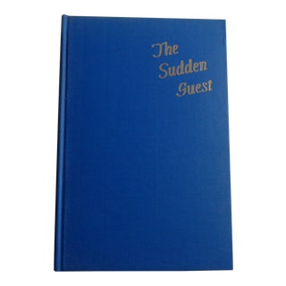 Vintage 1940s Book the Sudden Guest For Sale