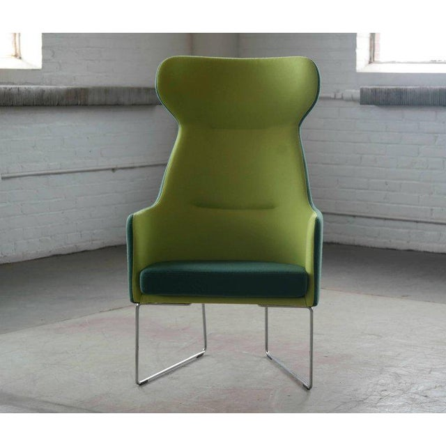 Bernt Petersen Model 1201 Easy Chair for GETAMA - Image 6 of 11