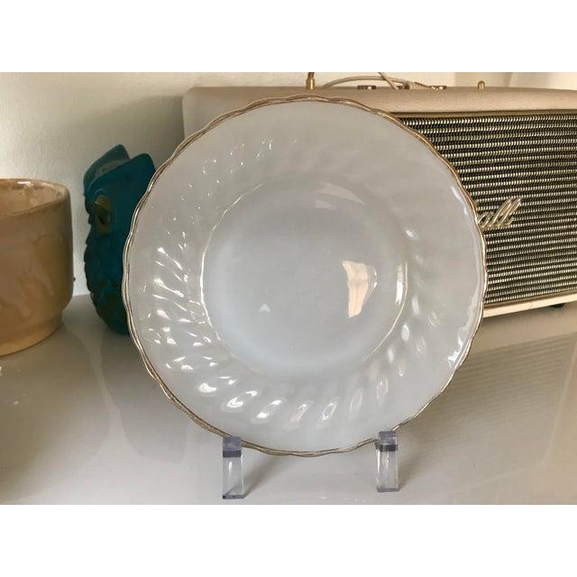Americana Anchor Hocking Suburbia Dinnerware - 8 Piece Set For Sale - Image 3 of 10
