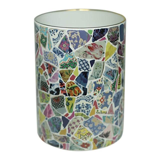Christian Lacroix Picassiette Vase For Sale