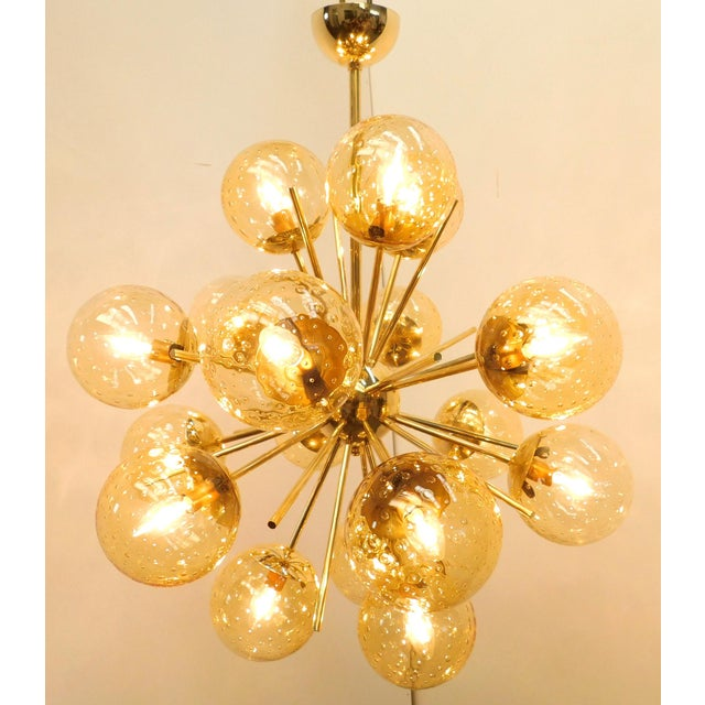 Not Yet Made - Made To Order Diciotto Sputnik Chandelier by Fabio Ltd For Sale - Image 5 of 9