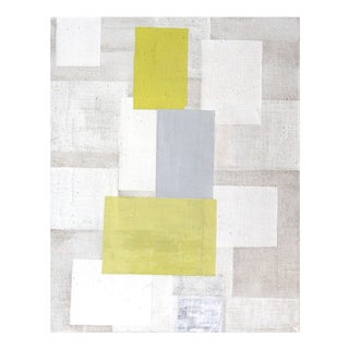 """Jean Feinberg """"Untitled - OL1.97"""", Painting For Sale"""