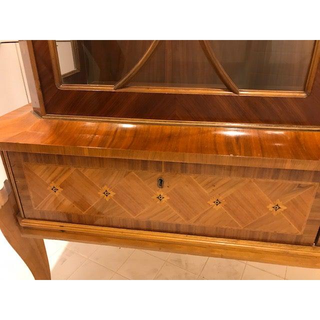 Neoclassical Ukranian Display Cabinet - Image 4 of 9