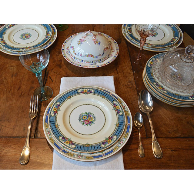 Vintage Minton Luncheon Plates - Set of 8 - Image 3 of 11