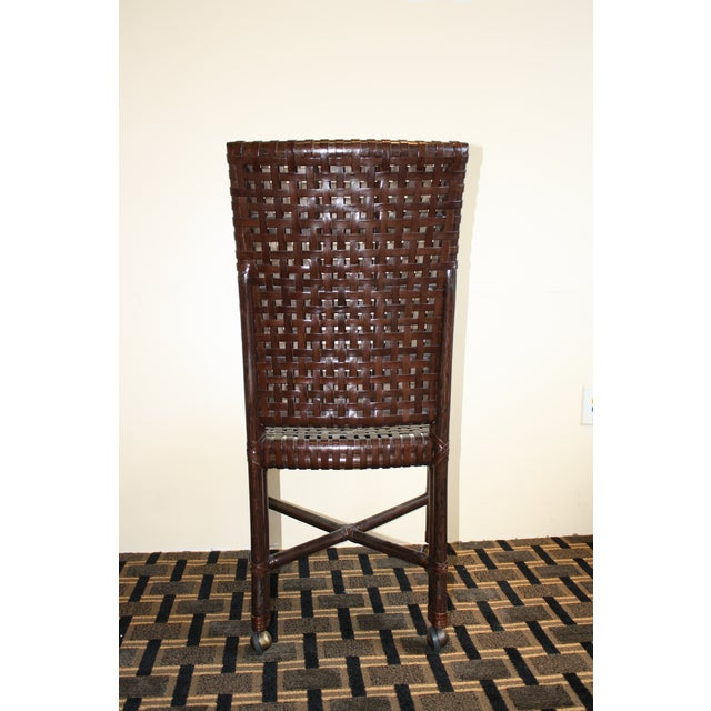 McGuire Antalya Side Dining Chair - Image 5 of 8