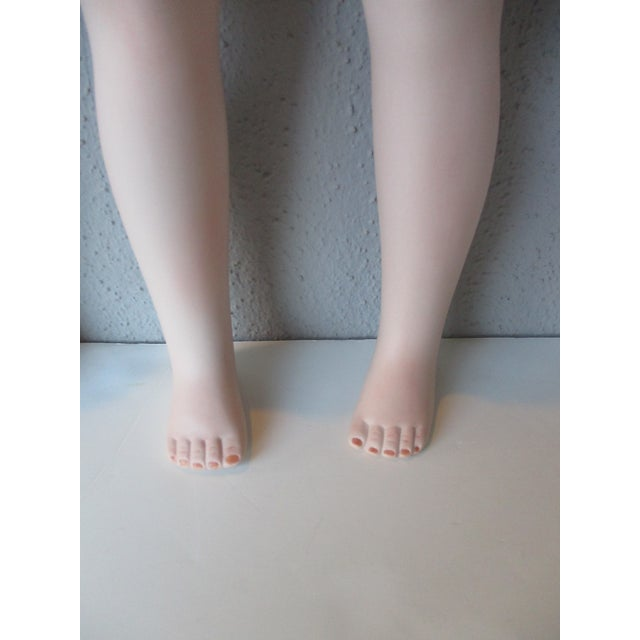 Vintage Dolls' Leg Collection - Set of 4 - Image 9 of 9