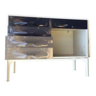 Raymond Loewy DF2000 Sliding Top Desk For Sale