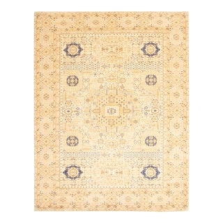 """Classic Hand-Knotted Rug, 9'2"""" X 11'11"""" For Sale"""