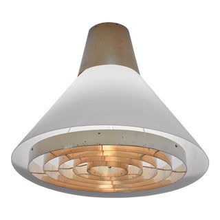 Lisa Johansson-Pape ceiling lamp for Orno, Finland For Sale