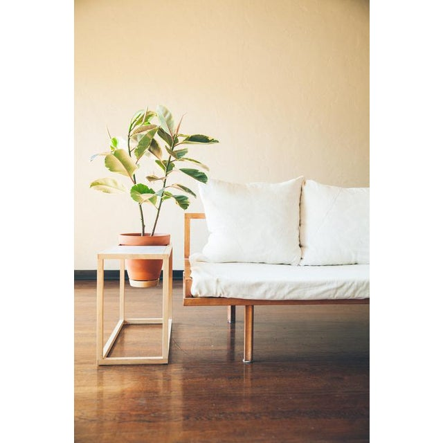 Contemporary Frame Planter - Side Table For Sale - Image 3 of 6