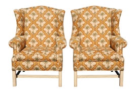 Image of Shabby Chic Lounge Chairs