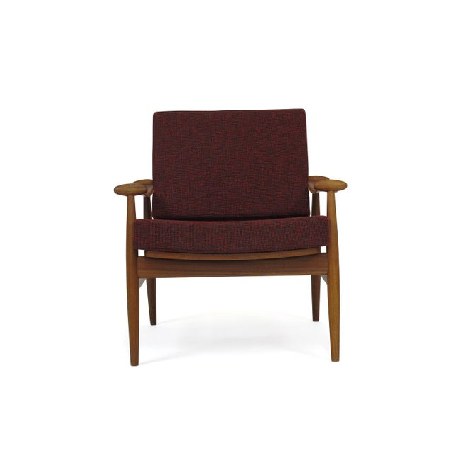 Finn Juhl Spade Mid-Century Danish Lounge Chair - Image 5 of 8