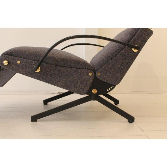 1950s Lounge Chair P40 by Osvaldo Borsani for Tecno For Sale - Image 5 of 7