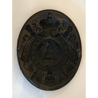 Early 19th Century French 1st Empire Notary Plaque Preview