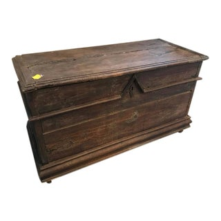 17th Century Walnut Chest