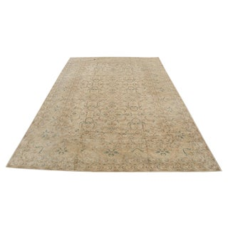 Early 20th Century Antique Peshavar Mahal Rug - 13′ × 19′6″ For Sale
