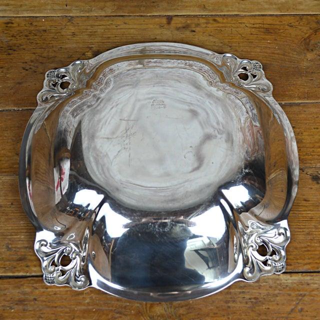 International Silver Royal Danish Sterling Vegetable Bowl - Image 4 of 9
