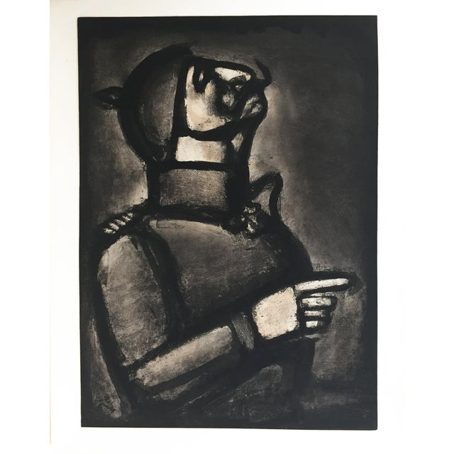 Original Aquatint by Georges Rouault - Image 2 of 5