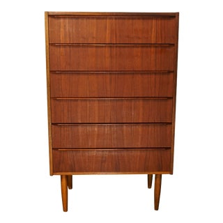 "Original Danish Teak Dresser - ""Ernst"""