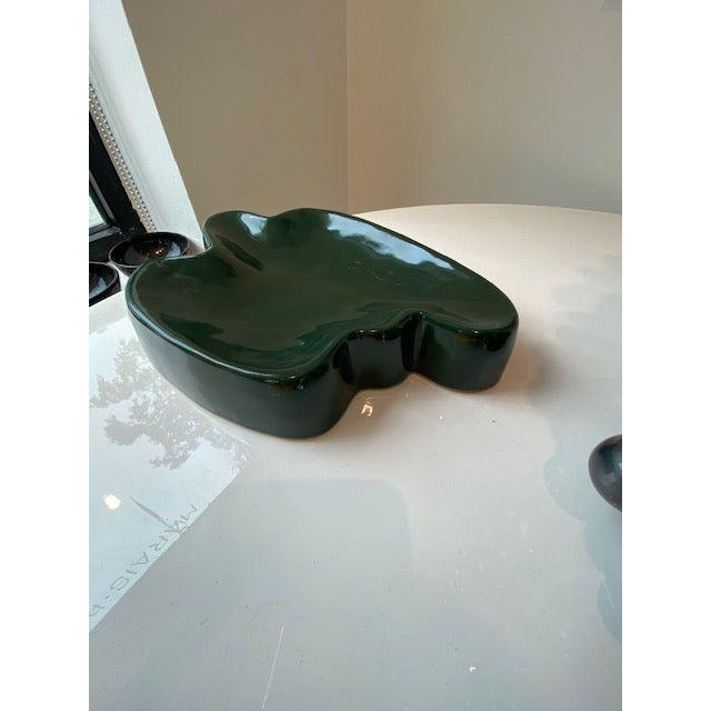 Modern Small Lake Bowl by Pulpo For Sale - Image 3 of 5