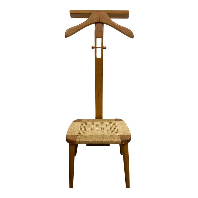 1960s Mid-Century Valet Chair For Sale