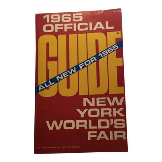 1965 Official Guide: New York World's Fair