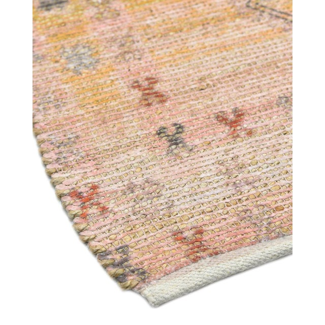 Color: Blush. Made in: India. Morocco's rug-making heritage encompasses everything from plush, neutral Beni Ourains to...