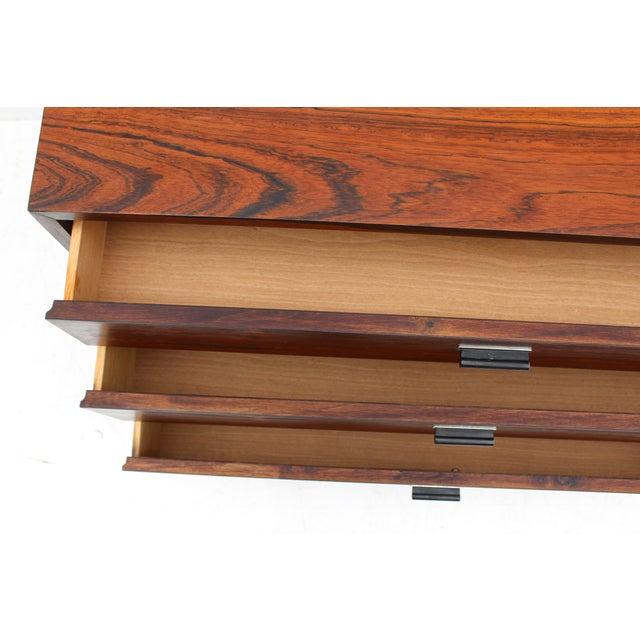 Harvey Probber Rosewood Chest Dresser - Image 8 of 10