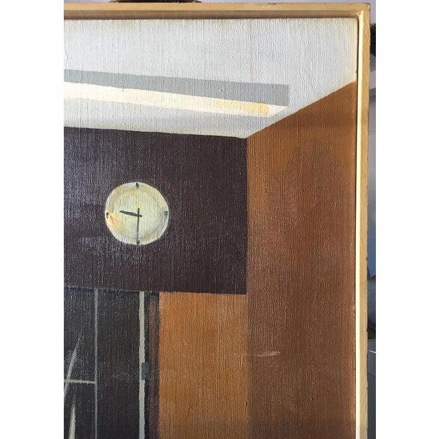 Orville Jones Mid-Century Oil Painting, 1961 - Image 3 of 10