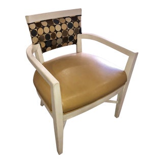 Contemporary Fairfield Boutique Occasional Chair For Sale
