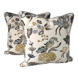Cottage Down Blend Pillows - a Pair