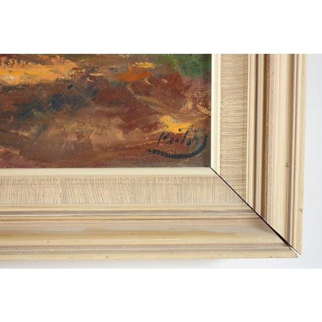 Parc de Chambord Oil Painting - Image 3 of 3